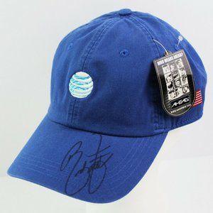 Rickie Fowler PGA Signed AT&T Ahead Golf Hat